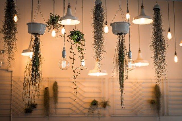 LED žárovky lustry